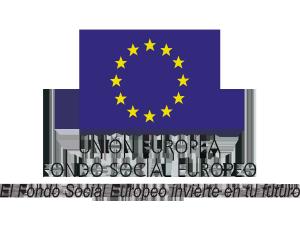 Logotipo del Fondo Social Europeo